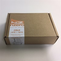 NZERO Eco Wax Cold Snow Pink -4/-12 500g block