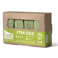 NZERO Eco Wax Xtra Cold Green -10/-30 50g x4 pack